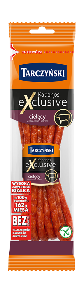 Exclusive Veal Kabanos