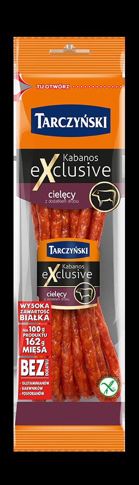Kabanos Exclusive Cielęcy