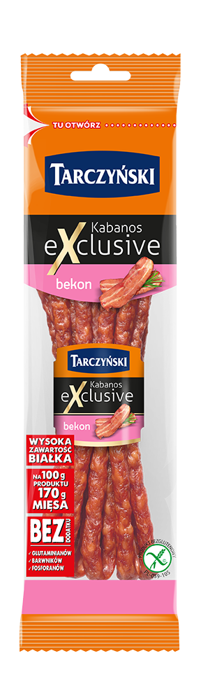 Exclusive Bacon Kabanos