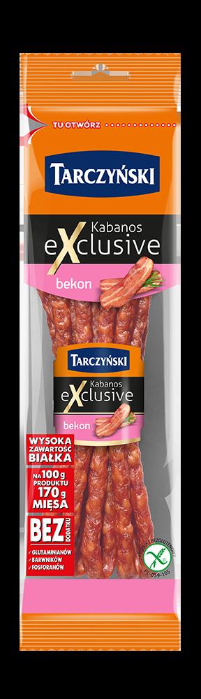 Exclusive Bacon Kabanos