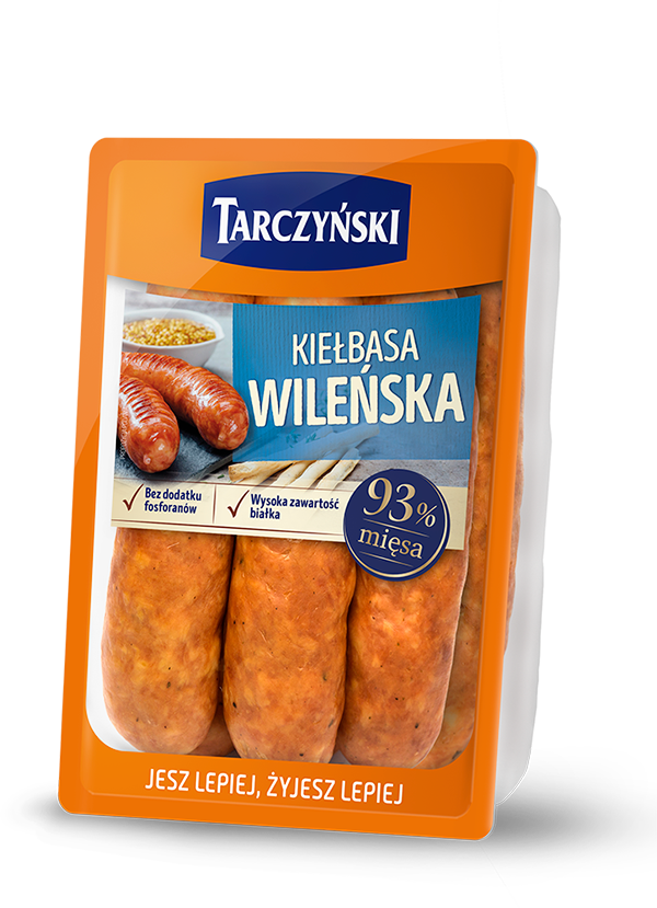 Kiełbasa Wileńska