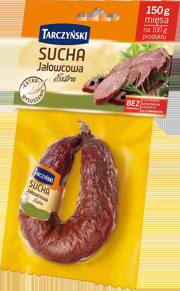 Extra Juniper Ham Sausage