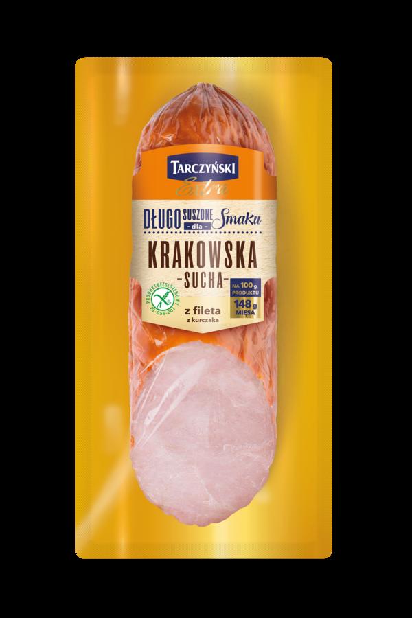 Kiełbasa Krakowska Sucha z Fileta Extra
