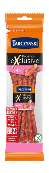Kabanos Exclusive Bekon